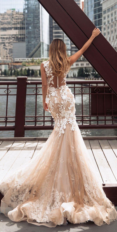 Milla nova wedding dress inspiration wedding pinterest mermaid