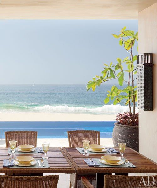 Coastal Kitchen Seattle Wa: CHIC COASTAL LIVING: Happy Weekend: Los Cabos Beach House