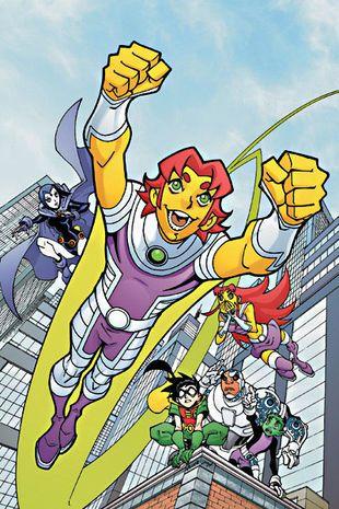 Wildfire | DC World: Teen Titans | Teen titans, Teen titans