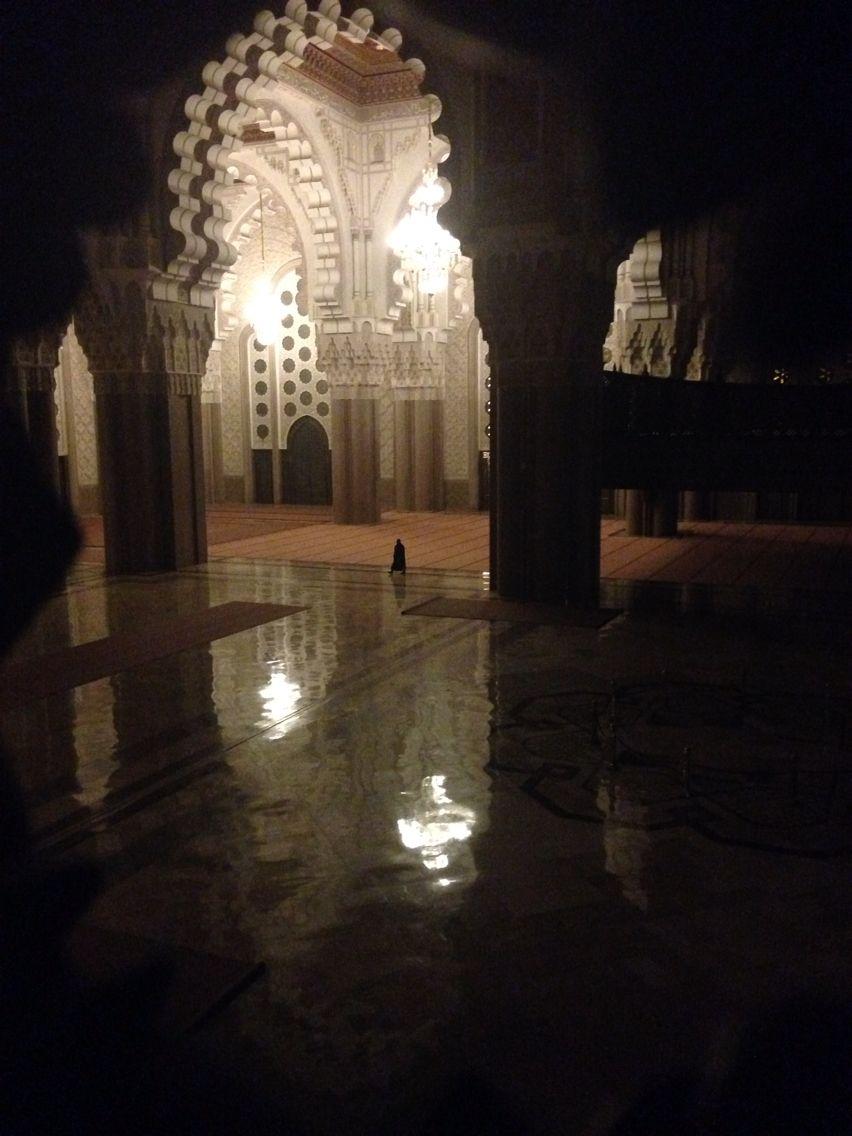 Mosquée Hassan II - Morocco