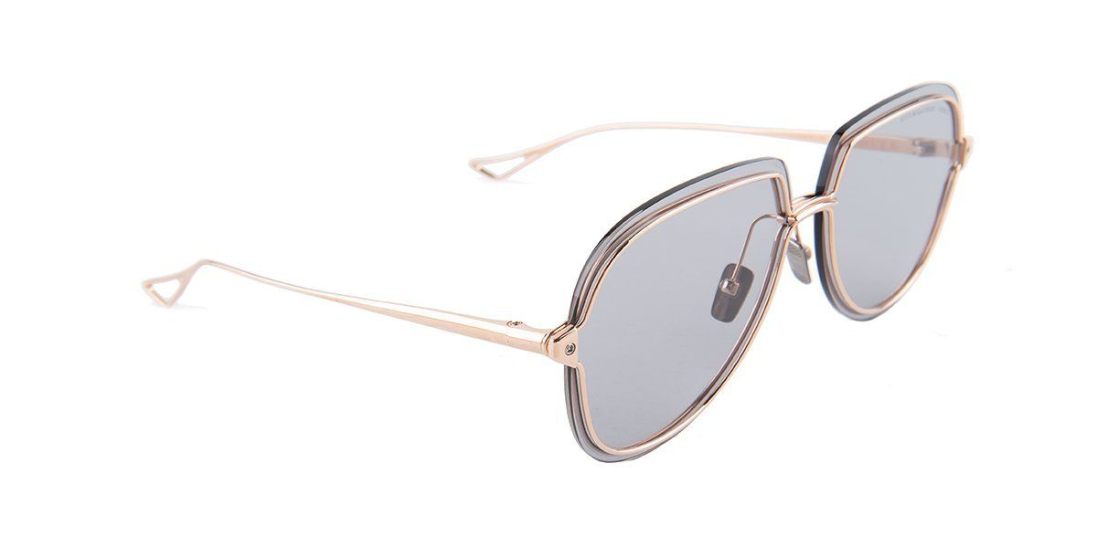 9f8d9ddbdbb39 Dita - NIGHTBIRD-THREE Rose Gold - Gray sunglasses