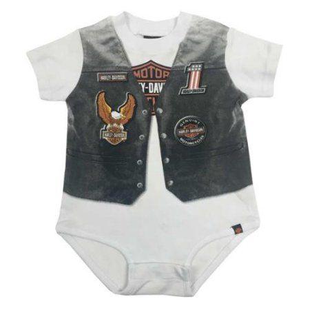 Clothing Harley Davidson Baby Harley Baby Biker Baby