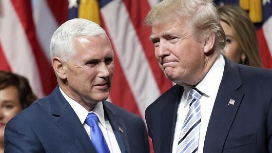 Pin On 45r Trump Donald John Melania Knauss Republican 2017 20 Vp Michael Richard Mike Pence