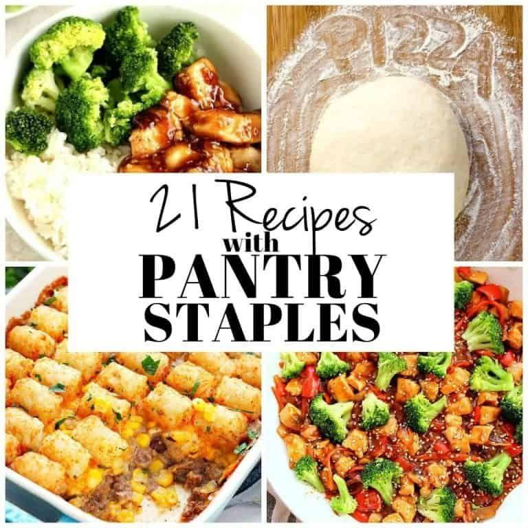 21 pantry recipes in 2020 recipe for boneless pork