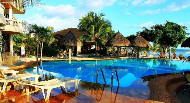 Linaw Beach Resort Panglao Bohol