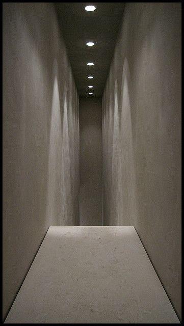zumthor's shadowline detail - kolumba museum