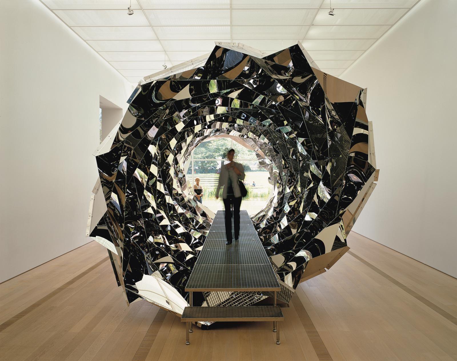 Your spiral view • Artwork • Studio Olafur Eliasson