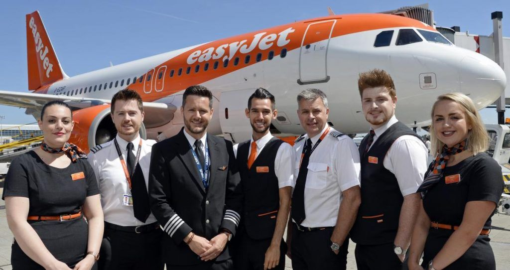 Easyjet Launches New Summer Service Between London Gatwick To