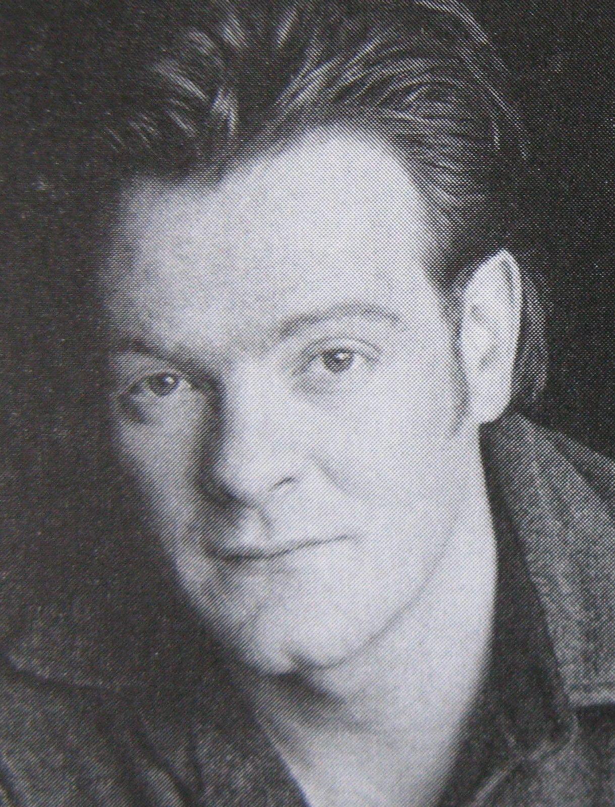 Chris Larkin. (Christopher Stephens, 19-6-1967, London).   1967 ...