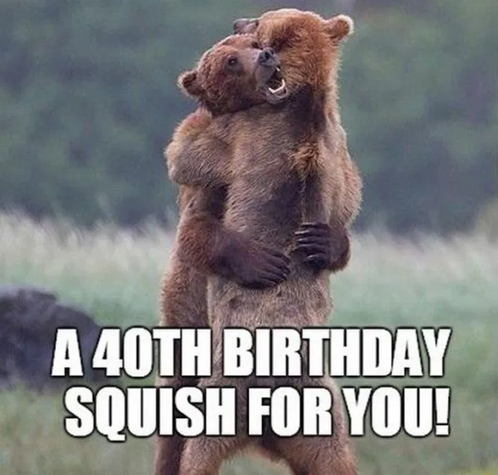 100 Funny 40th Birthday Memes To Take The Dread Out Of Turning 40 40th Birthday Funny Birthday Meme 40th Birthday Wishes