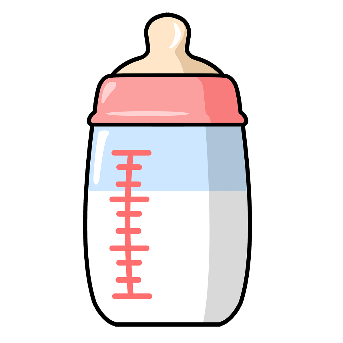 free to use public domain baby bottle clip art babystuff http rh pinterest com baby bottle clip art black and white baby bottle clipart free