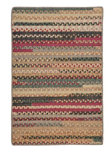 Colonial Mills Olivera Ov79 Cranberry Blend 8 X 8 Square By Colonial Mills 549 00 Welcoming Colors In Cotton Blend Fabric Braided Area Rugs Area Rugs Rugs