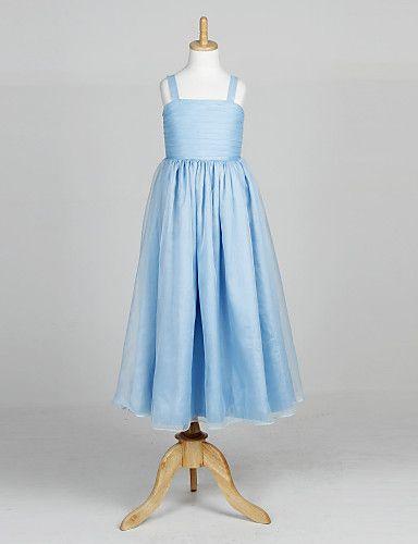 Beautiful Sleeveless Organza Wedding/Evening Flower Girl Dress http://ltpi.co.nf/?item=491969