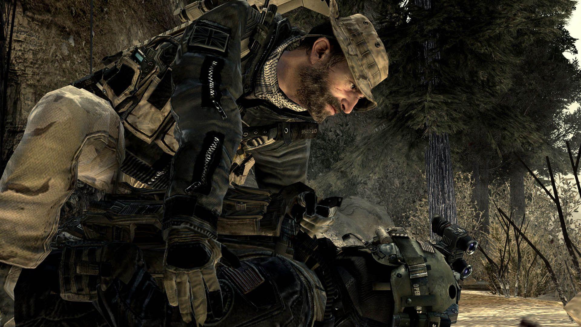 Call Of Duty Modern Warfare 3 Wallpapers Just Like Old Time Jpg Call Of Duty Modern Warfare Call Of Duty Black