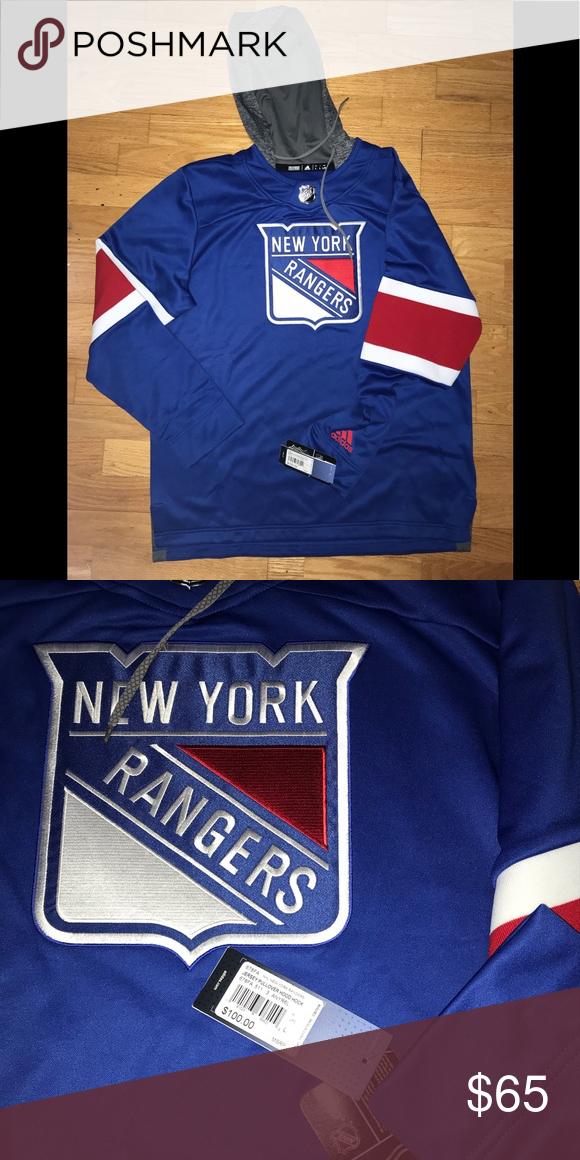 newest e9a65 f239f New York rangers adidas Hockey Jersey Authentic nhl gear ...