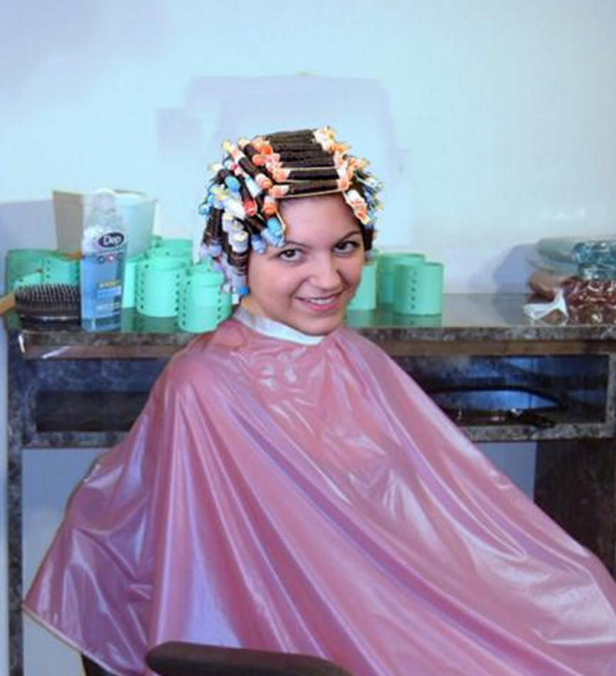Straight perm yahoo answers - Sissy Salon Getting A Curly Perm Yahoo Image Search Results