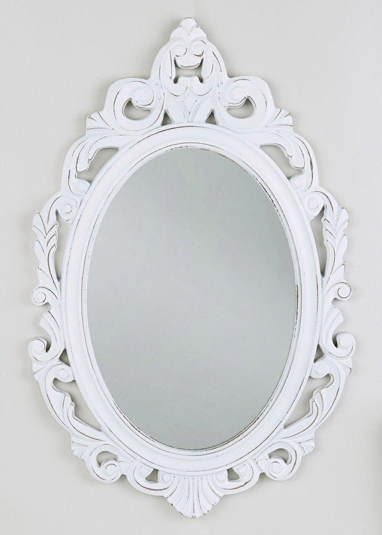 Espejos vintage de estilo romntico ms de 30 diseos Espejos