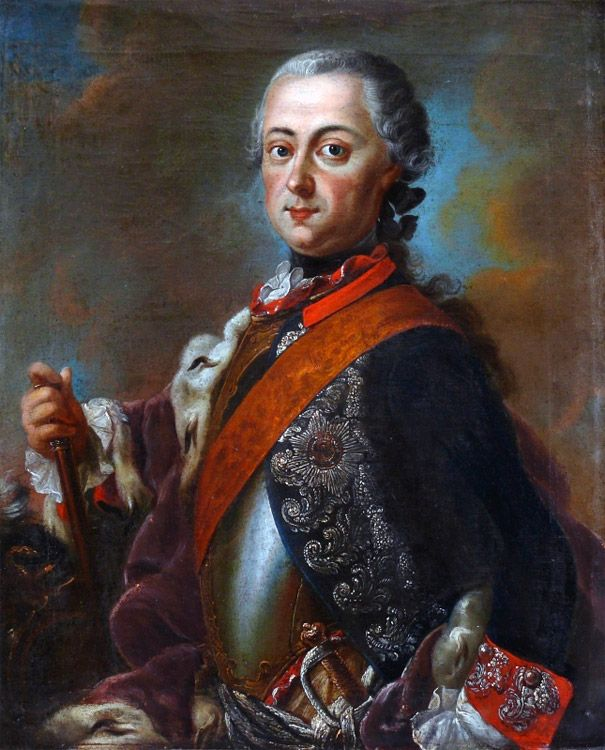 William I King of Prussia King Frederick II of Prussia