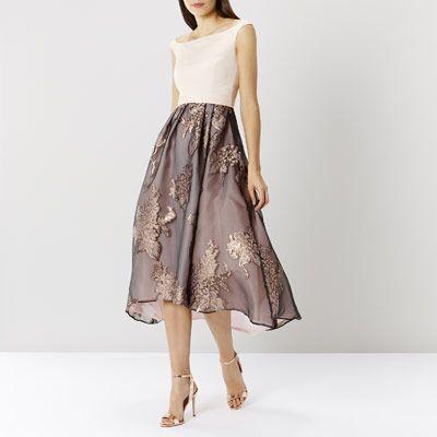 AMI FLORAL ROCCABELLA DRESS   Long flowing dresses   Pinterest ... 19444d5993