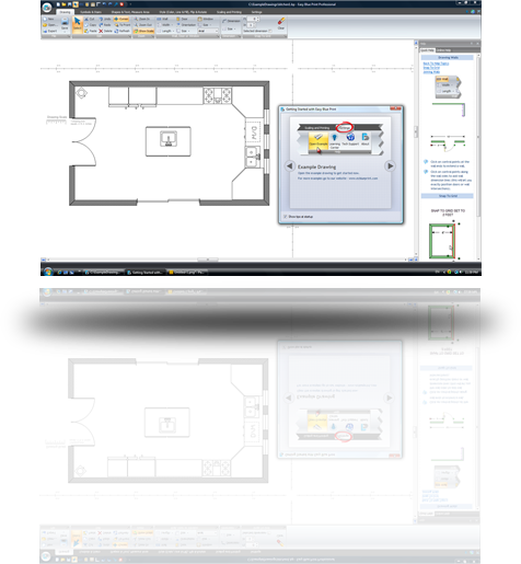 Software Program That Lets You Design One Room Or An Entire House Floor Planner Floor Plan Drawing Floor Plans