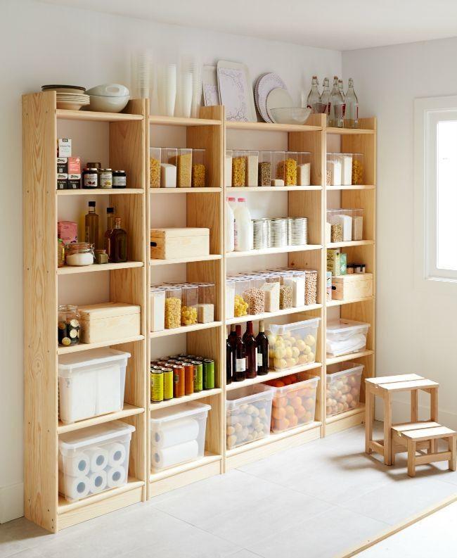 Despensa2 depa pinterest organizadores despensa y for Muebles de cocina despensa