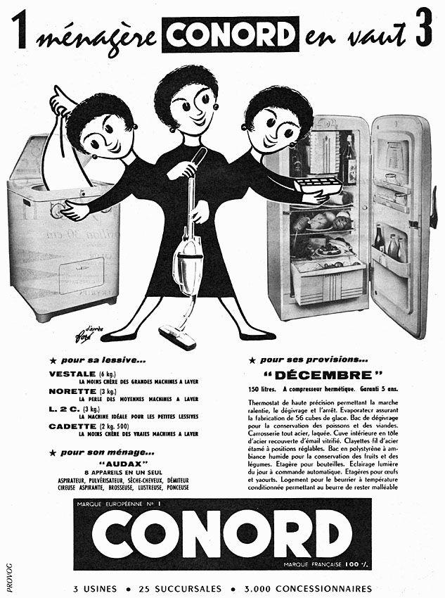 Publicité Airflam 1969 Publicité dépassée et bébête Pinterest