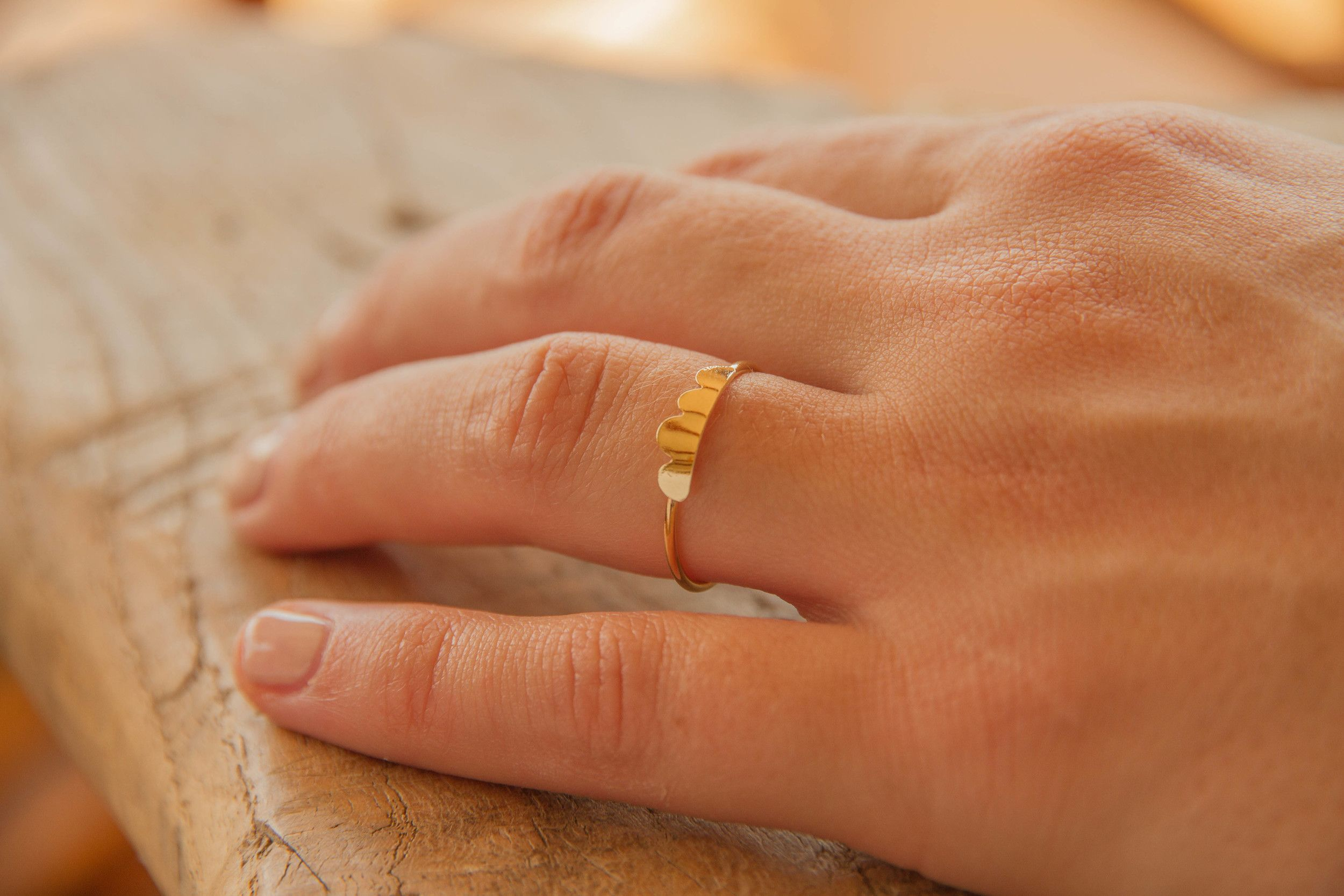 Add Instant Character To Any Ensemble With The Refined Cloud Ring