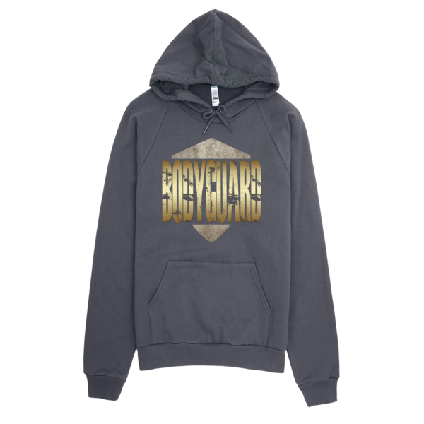 Bodyguard Gold Pullover-Hoodie
