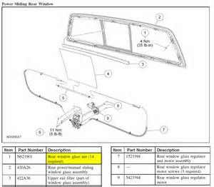 2006 Ford F 150 Sliding Rear Window Diagram Bing Images Rear Window Ford F150 Image