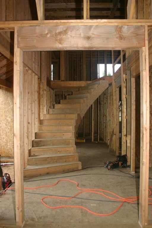 Spiral Wood Steps Page 2 Contractor Talk Professional Construction And Remodeling Forum Curved Staircase Staircase Staircase Runner