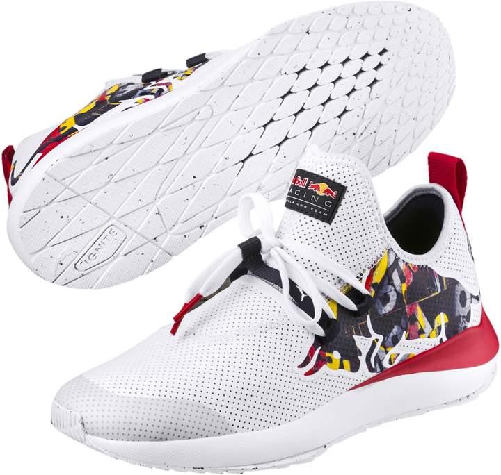 SneakersSneakersWhite Red Evo Bulls II Bull Cat Racing j5RL4A