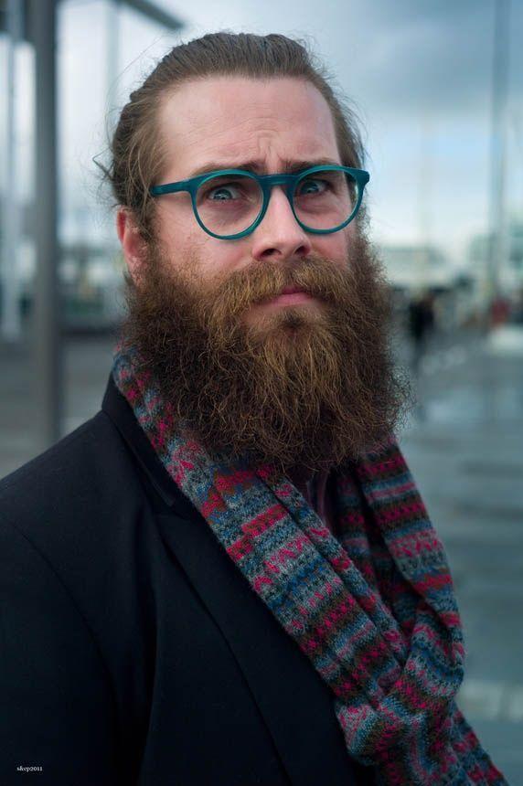 Les 10 plus belles barbes de hipsters de décembre sur Pinterest