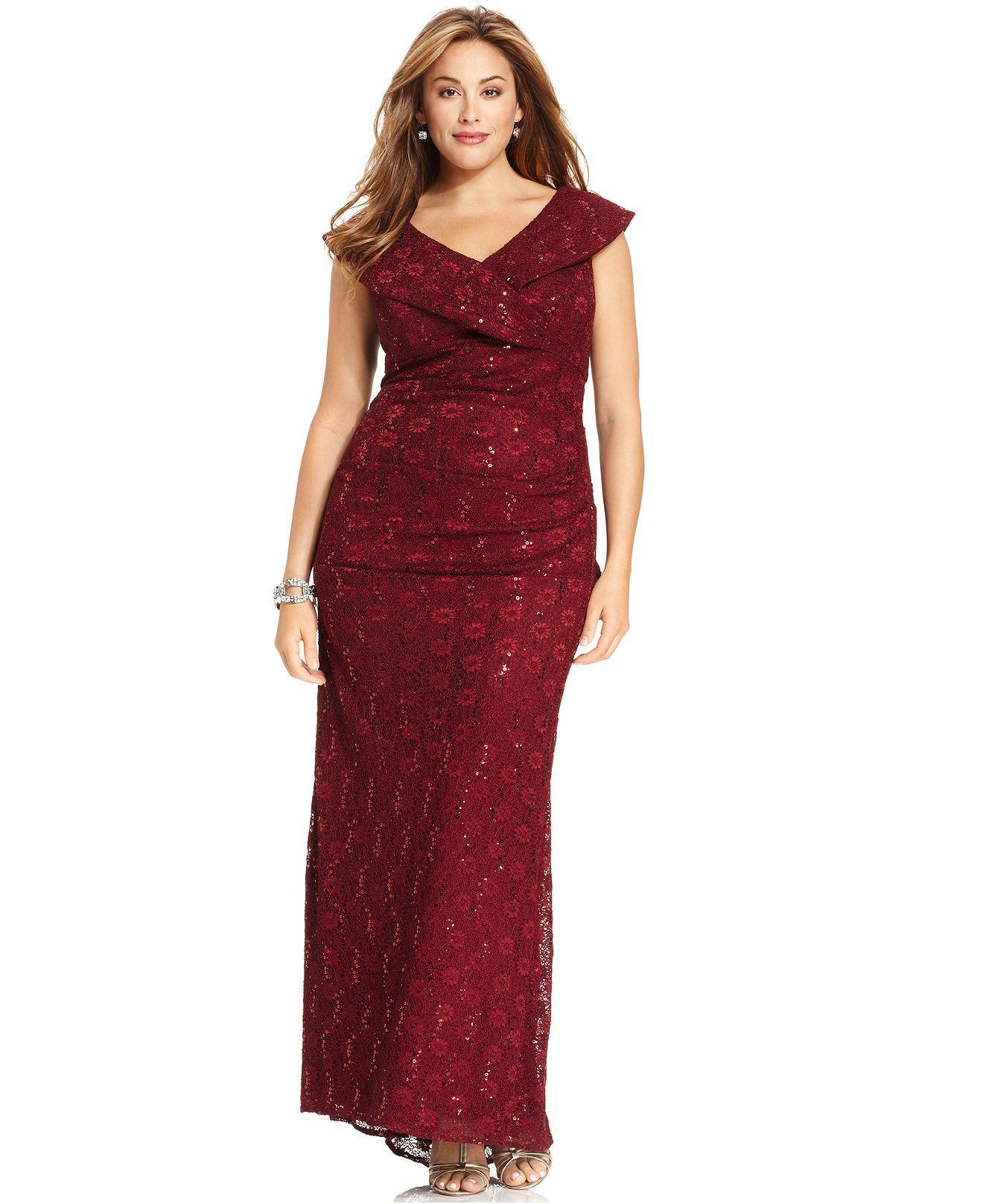 7bd569f98af Alex Evenings Plus Size Dress