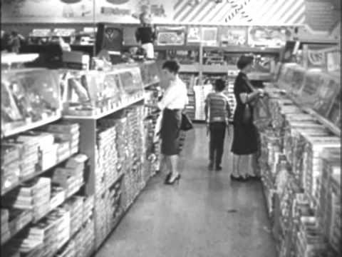 Houston S Foley S Dept Store 1962 Youtube Store