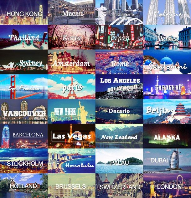 Places to visit tumblr google search places to visit for Countries to go on vacation