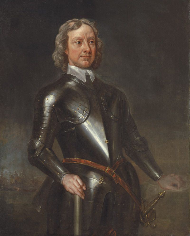 charles jervas portrait of oliver cromwell lord charles jervas 1675 1739 portrait of oliver cromwell lord protector