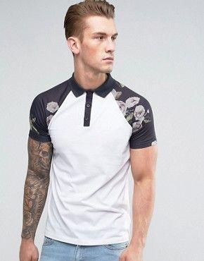 81641e0d Descubre polos para hombre con ASOS. Compra en nuestra gama de polos que  tienen diseños lisos y de rayas y camisas de manga larga de hombre.