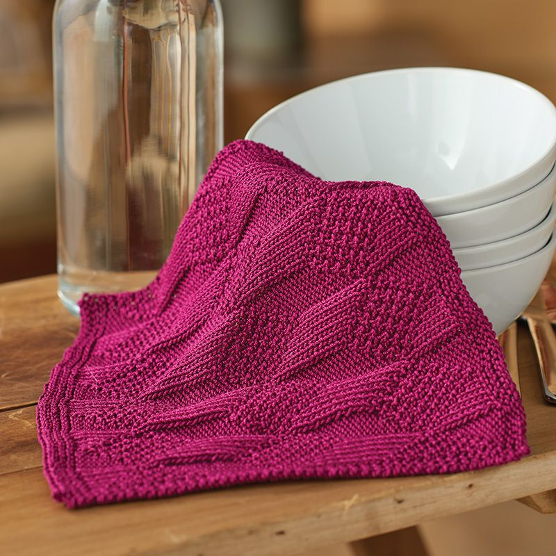 Meet the Swatch-Cloth: An Easy Knitting Pattern in Every ...