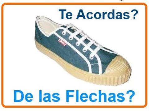 Historia de las zapatillas Flecha | Zapatillas vintage