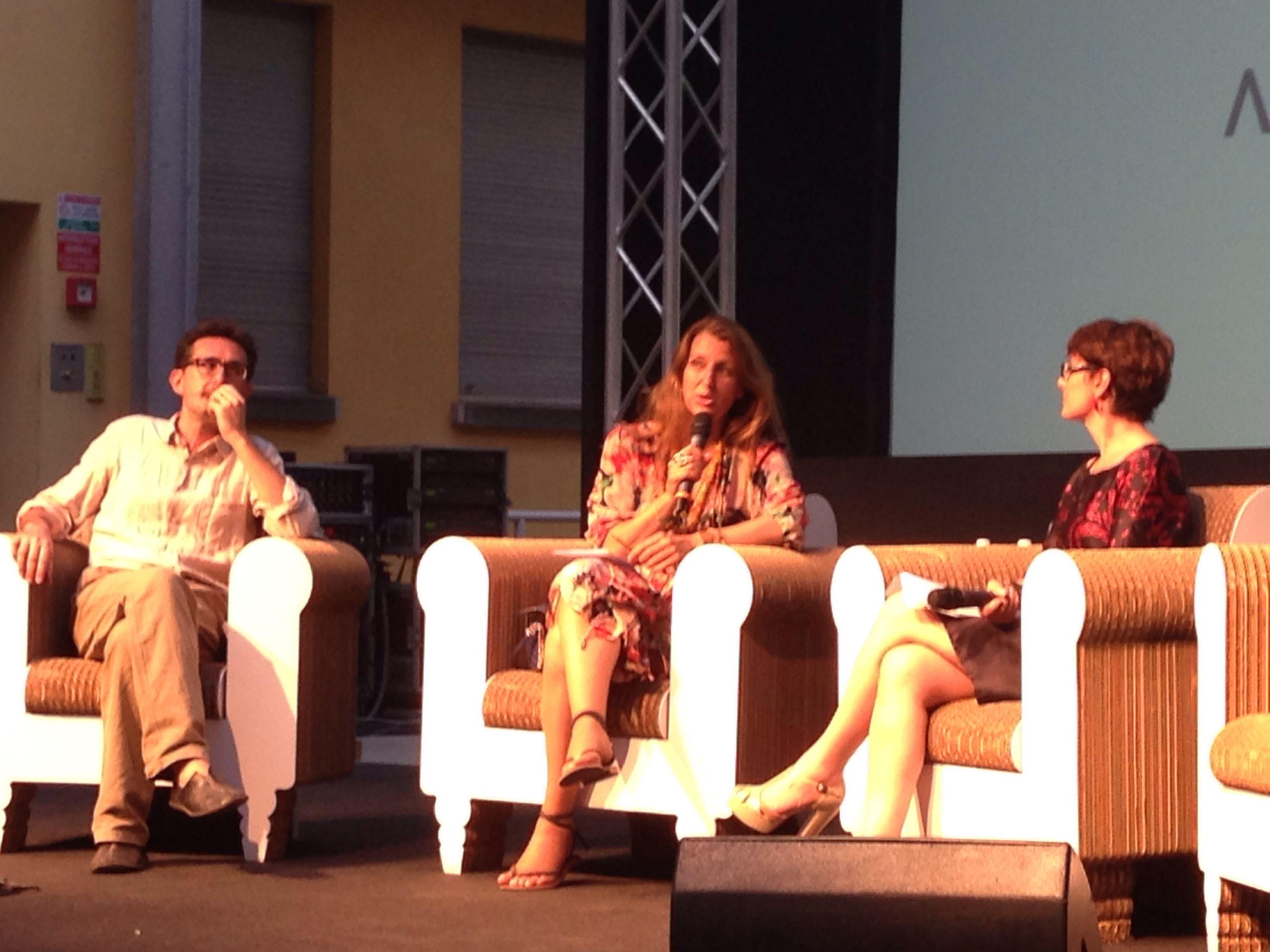 #AIC2014 #dialoghidelfestival #lavorare