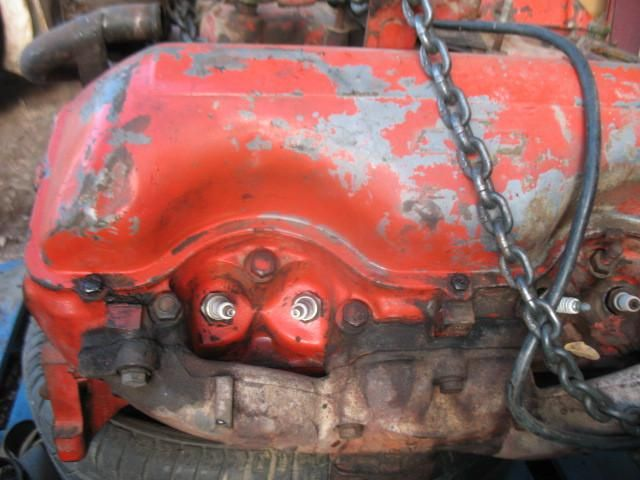 Chevrolet 348 Chevy W Motor Engine Motor Impala Big Block