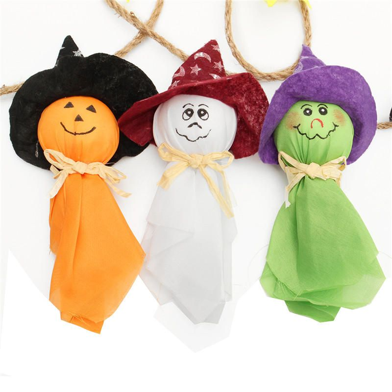 halloween decoration little ghost funny children party decor sale banggood mobile
