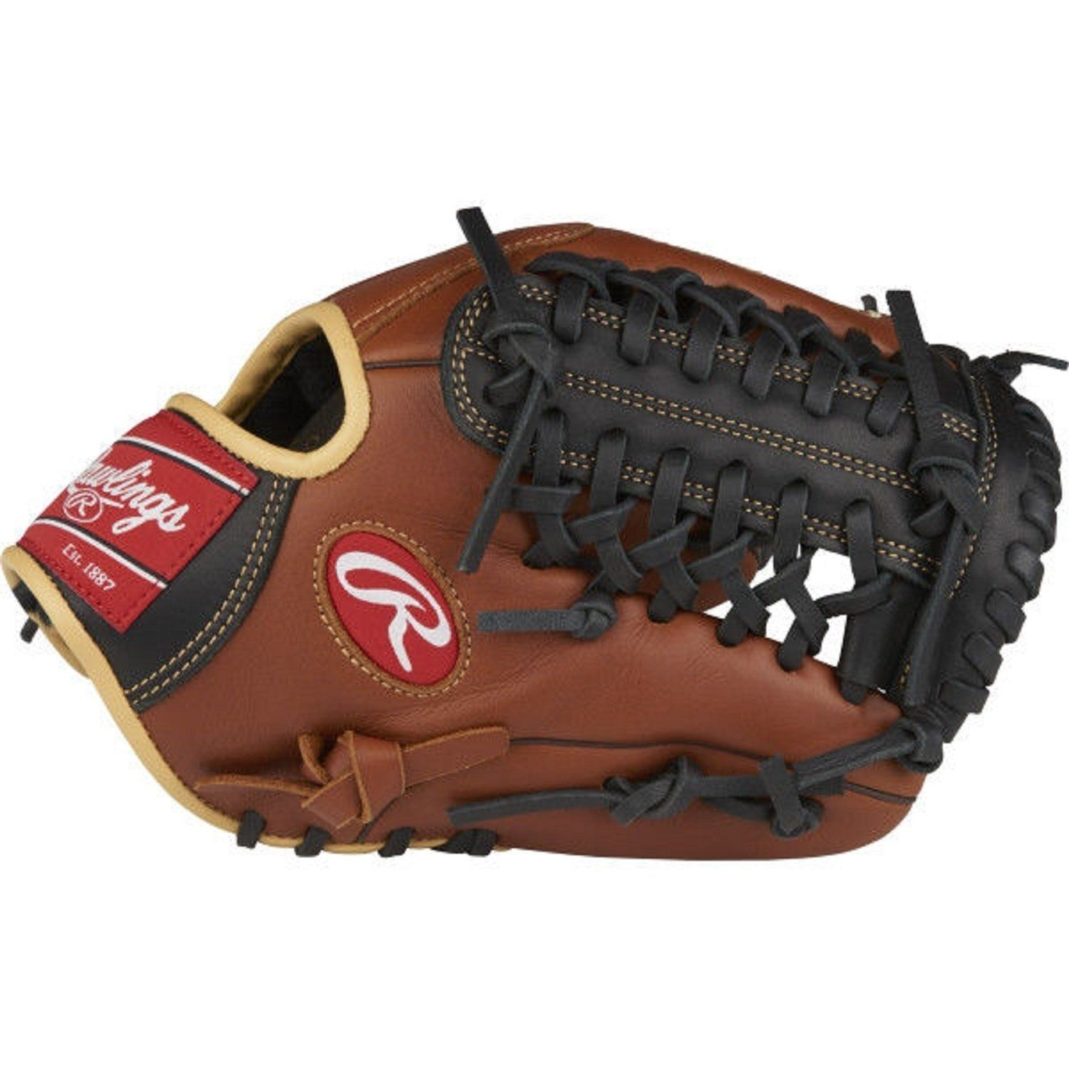 Rawlings Sandlot Series 11 3 4 Infield Pitching Glove Right Brown Baseball Glove Youth Baseball Gloves The Sandlot