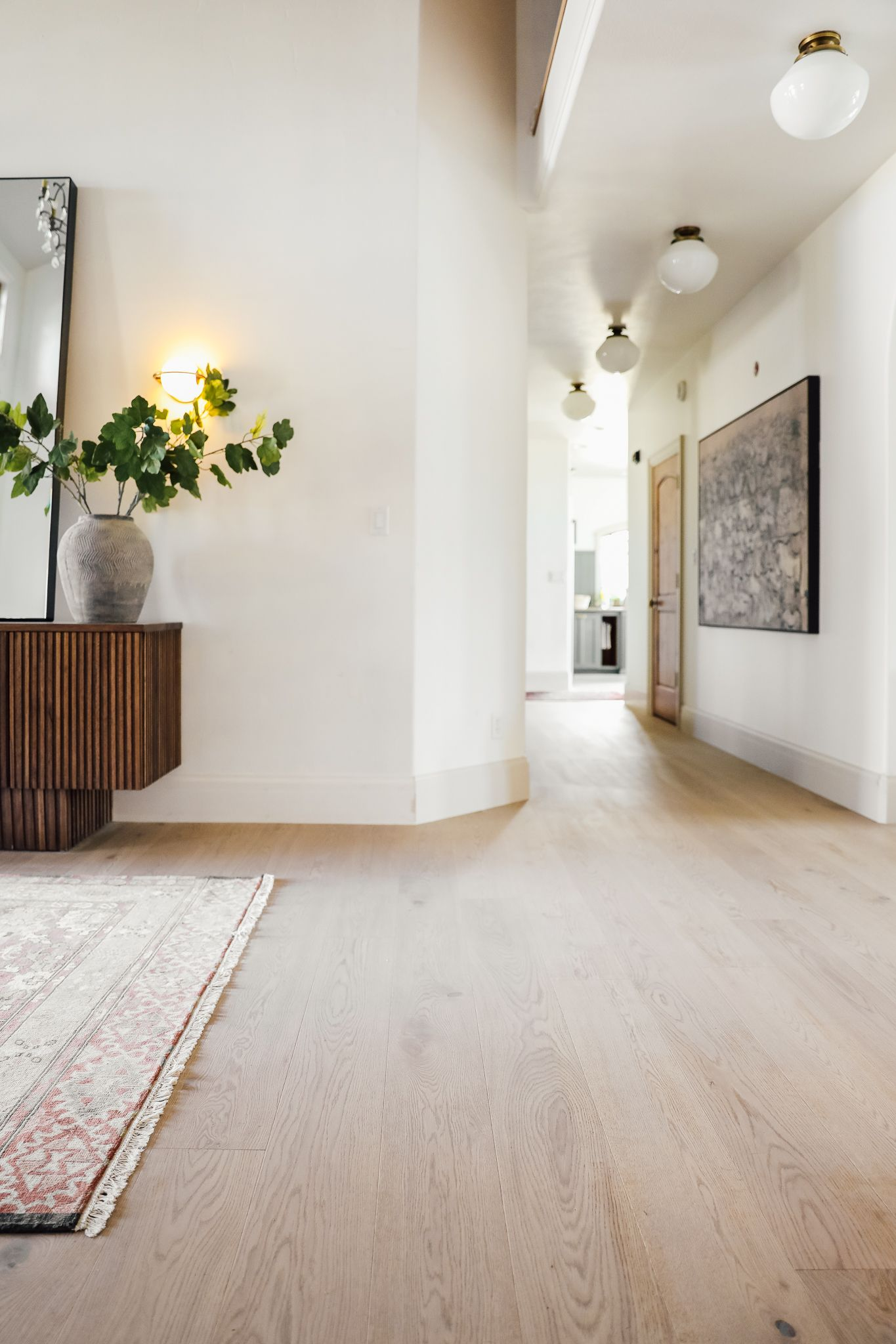 Gallery All about The New Wood Flooring throughout Our House is free HD wallpaper.