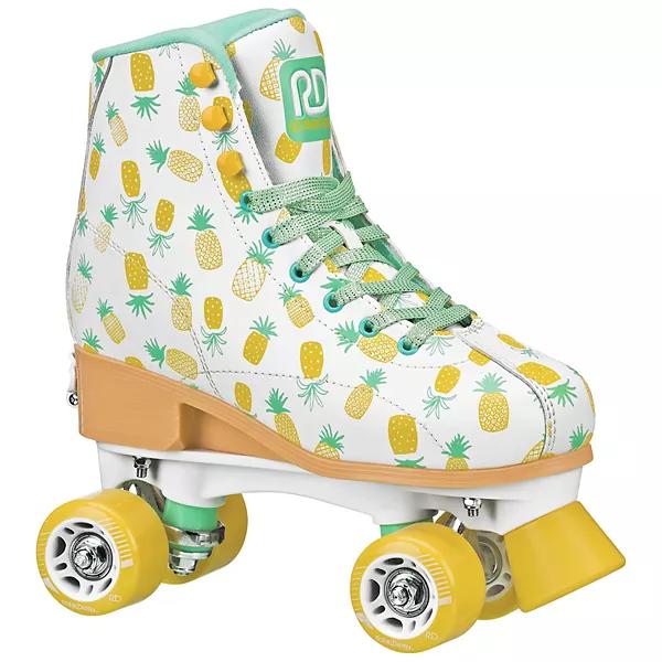Roller Derby Elite Candi Girl Lucy Adjustable Girls Roller Skates In 2021 Girls Roller Skates Roller Derby Skates Kids Roller Skates