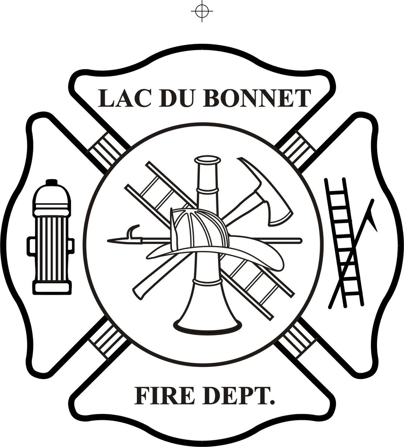 Fire Department Logo Vector Clipart Best Clipart Best Cross
