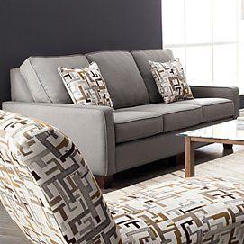 U0027Crandall IIu0027 Collection Condo Size Sofa | Sears Canada Part 22