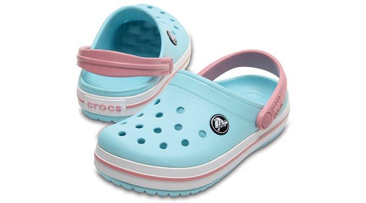 Crocs Girls/' Crocband™ Platform Clog-Choose size//color