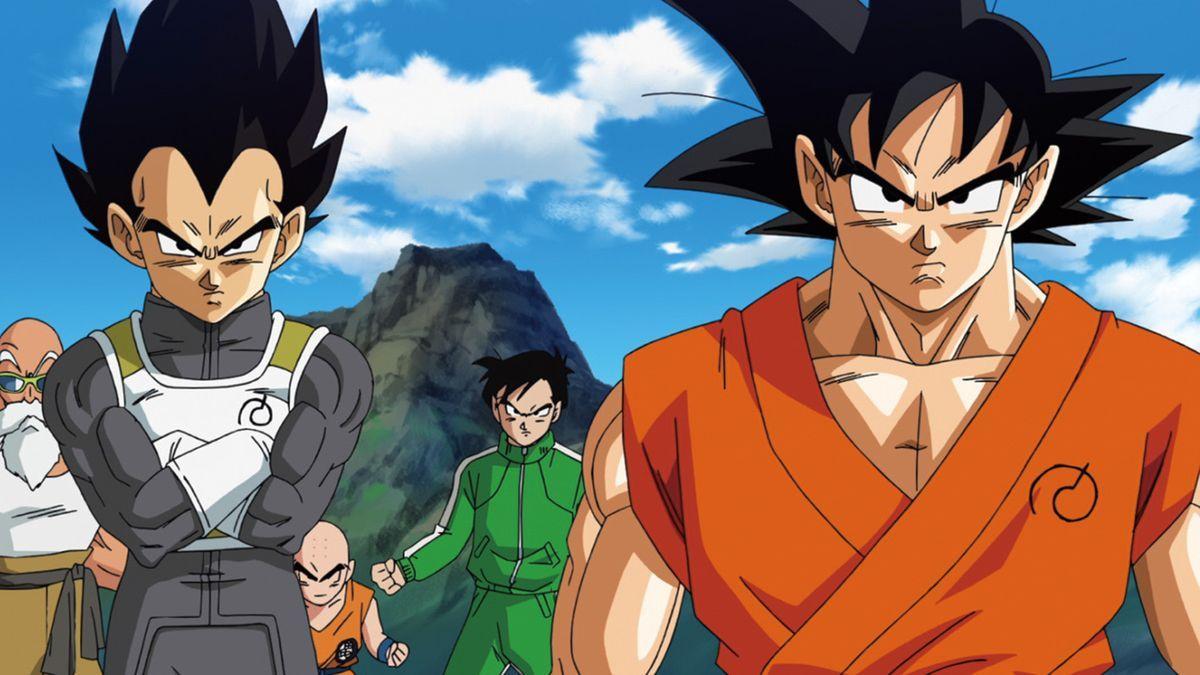 Life With Goku Talking To Dragon Ball Z Voice Actors Christopher Sabat And Sean Schemmel Anime Dragon Ball Z New Dragon