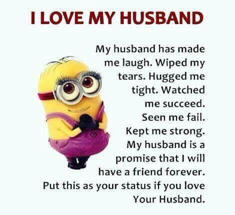 I love My husband Liebe meinen mann